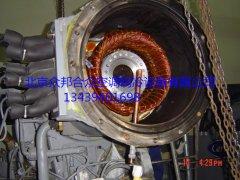 19XR离心机组电机维修